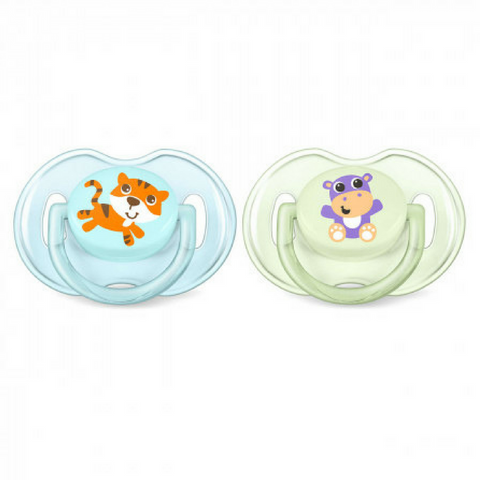 Philips Avent Classic Pacifiers 2pc (0-6m)
