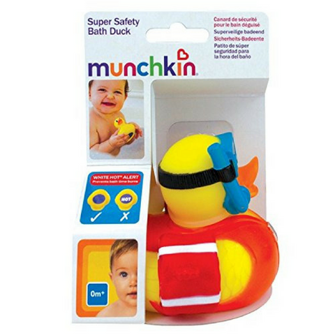 Munchkin Super Safety Bath Duck