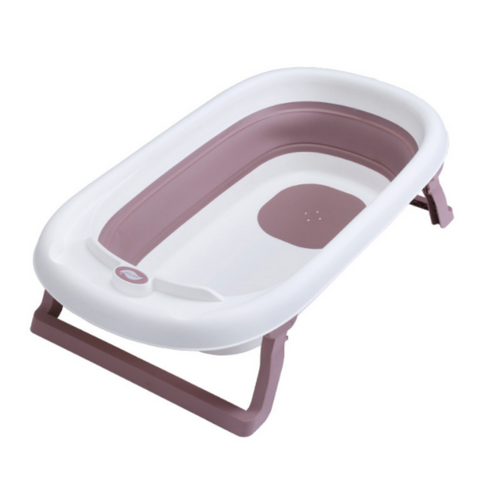 Babyyuga Foldable Bath Tub - Pink