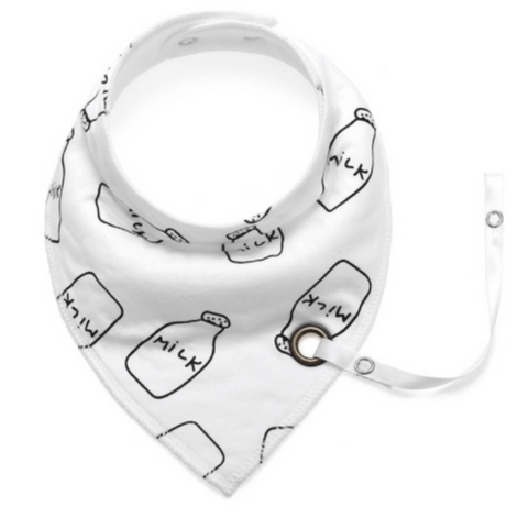 Baby Bib with Strap (009)