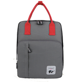 V-Coool Mummy Diaper Backpack - Grey