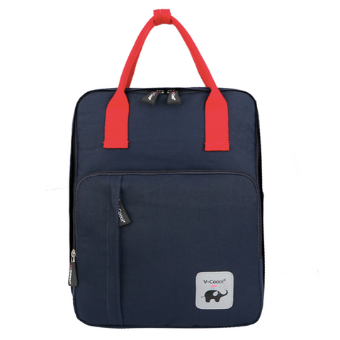 V-Coool Mummy Diaper Backpack - Navy Blue