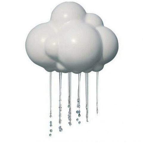 Bath Toy - Rain Cloud