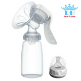 Real Bubee Manual Breast Pump