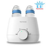 Real Bubee 2 in 1 Steriliser Warmer