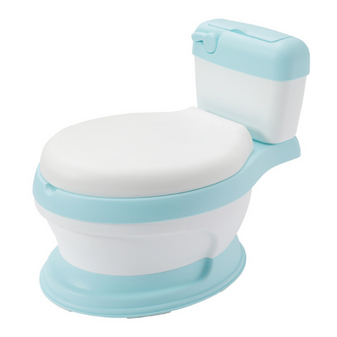 Mini Toilet Potty - Blue