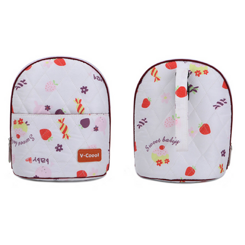 V-Coool Thermal Bag - Strawberry