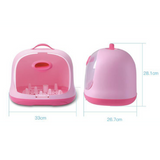 Babyhood Magic Bottle Container - Pink
