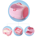 Babyhood Magic Babycare Container - Pink