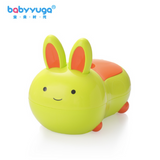 Babyyuga Rabbit Potty - Green/Orange
