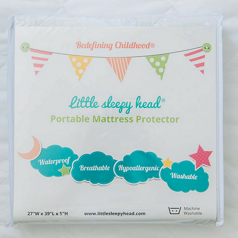 Little Sleepy Head Mattress Protector