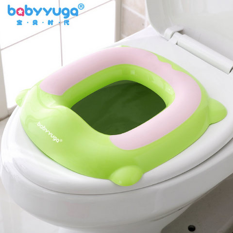 Babyyuga Toilet Seat Ring - Green