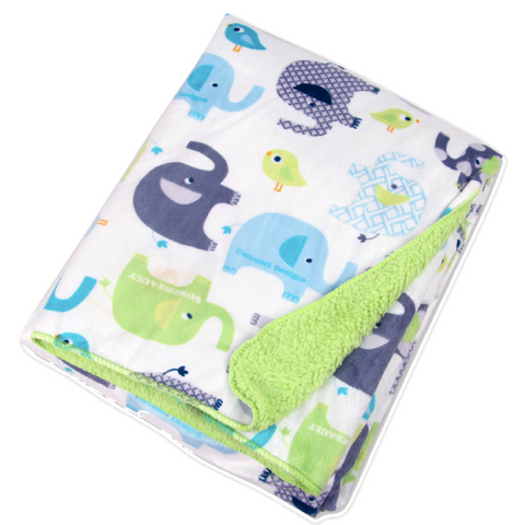 Baby Blanket - Double Layered (FB002)