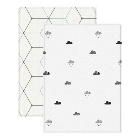 Parklon PURE Play Mat Size S (100) - Cloud Smile
