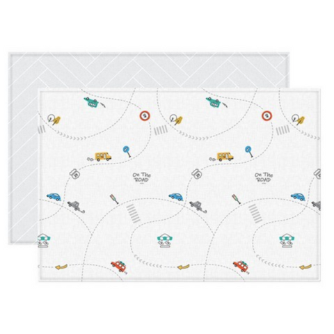 Parklon PURE Play Mat Size M (190) - On The Road