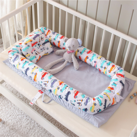 Baby Lounger Bed - Car