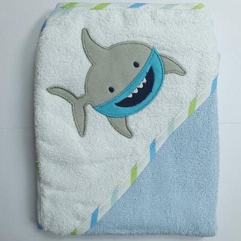 Baby Hooded Bath Towel (TDC008)
