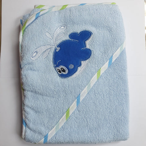 Baby Hooded Bath Towel (TDC015)