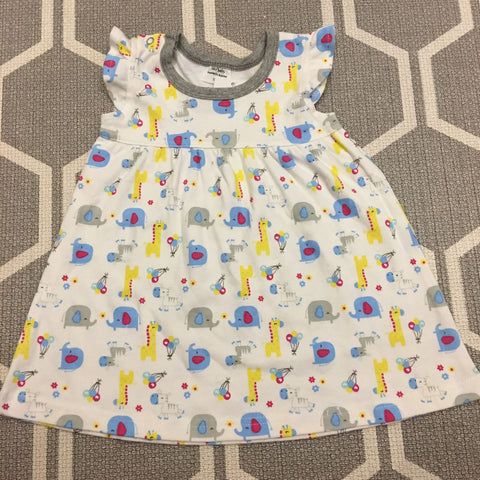 Korea MCC Baby Dress (BD002)