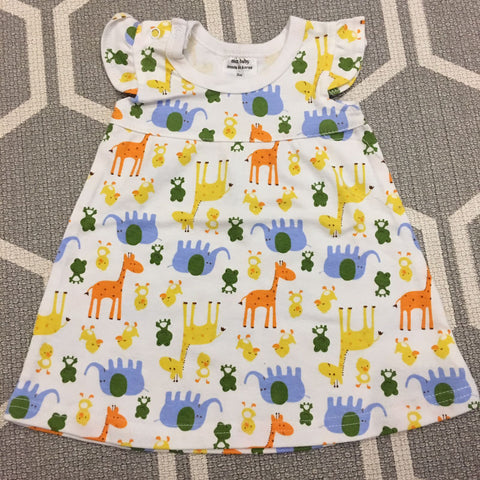 Korea MCC Baby Dress (BD021)