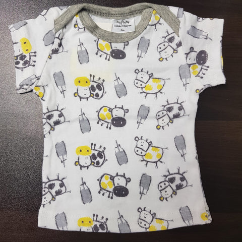 Korea MCC Baby Short Sleeve T-Shirt (ST002)