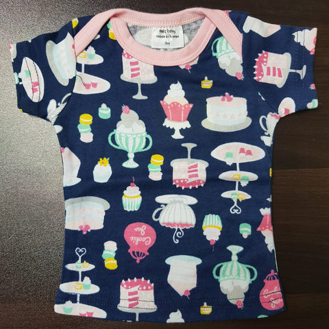 Korea MCC Baby Short Sleeve T-Shirt (ST006)