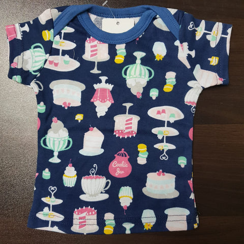 Korea MCC Baby Short Sleeve T-Shirt (ST005)