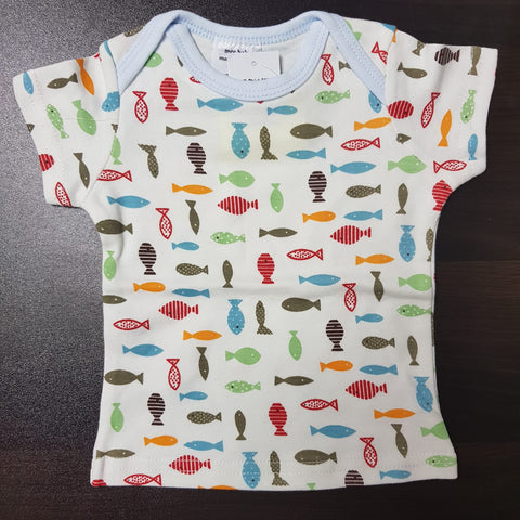 Korea MCC Baby Short Sleeve T-Shirt (ST007)