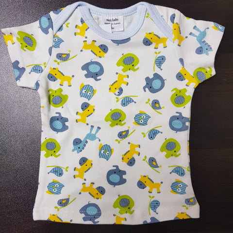 Korea MCC Baby Short Sleeve T-Shirt (ST012)
