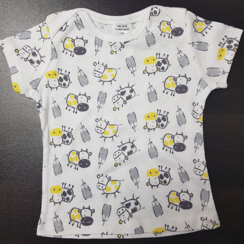 Korea MCC Baby Short Sleeve T-Shirt (ST016)