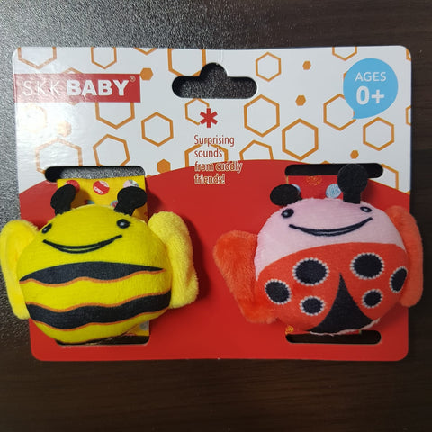 Baby Rattle Wrist bands (SK01)