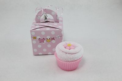 Baby Girl Sock Cupcake - Tiny Togs Ltd