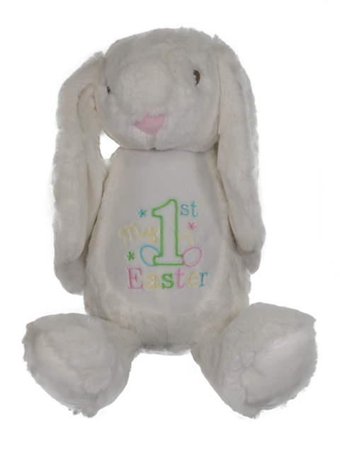 Personalised Easter Bunny - Tiny Togs Ltd