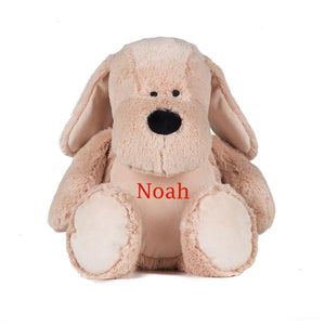 Personalised Dog Soft Toy - Tiny Togs Ltd