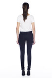 High Rise Skinny Jean Long - Rinse Indigo