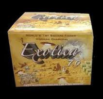 Exotica All Natural Hookah Charcoal