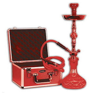 "Hypnosis Starbuzz Passion Shisha Hookah (1 hose) 20"" inch with travel case"