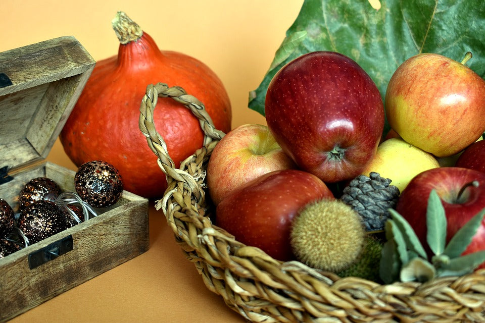 "Autumn Food is here! Health Benefits of ""Fall"" Fruits"