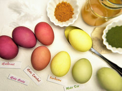 "Health characteristics of the ""wonder plant"" you can dye your Easter eggs with!"