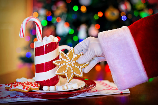 Santa on a diet: 3 Delicious Healthy Christmas Desserts