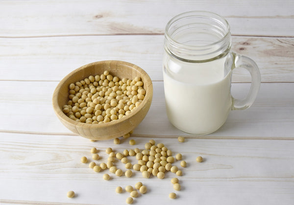 Find out About the Healthy Benefits of Soy milk