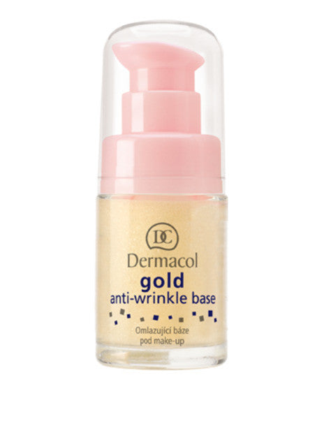 Dermacol Gold Anti-Wrinkle Make-up Base 0.5 fl oz