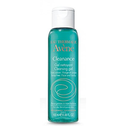 Avene Cleanance Cleansing Gel for Face and Body 3.3 fl oz
