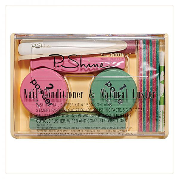 P-Shine Japanese Manicure Kit