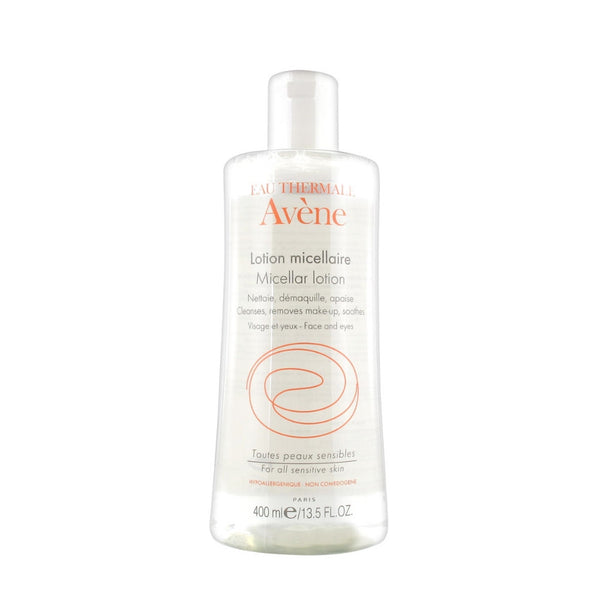 Avene Micellar Lotion Cleanser and Make-up Remover 13.5 fl oz