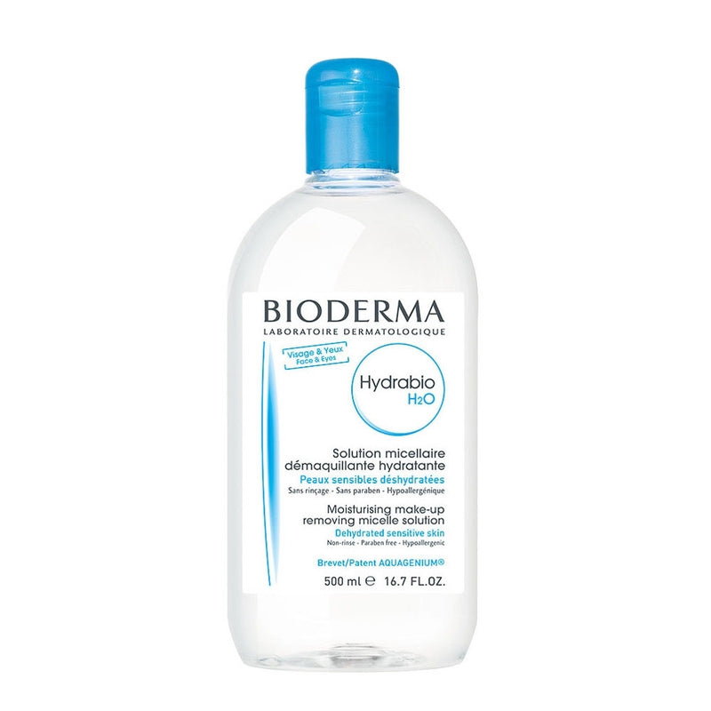Bioderma Hydrabio H2O Micelle Solution 16.9 fl oz