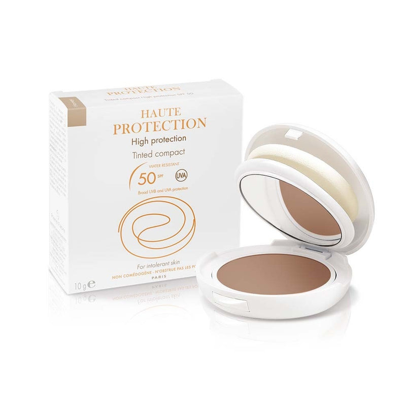 Avene Sun High Protection Tinted Compact SPF50+ Honey 0.35 oz