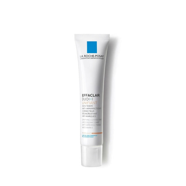 La Roche Posay Effaclar Duo [+] Unifiant Light 1.4 fl oz