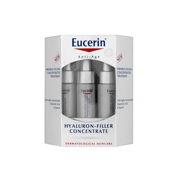 Eucerin Hyaluron Filler Concentrate 6 x 0.17 fl oz