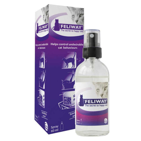 Feliway Spray Cat Stress Relief 2 fl oz